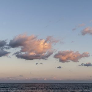 Wolken Kreta
